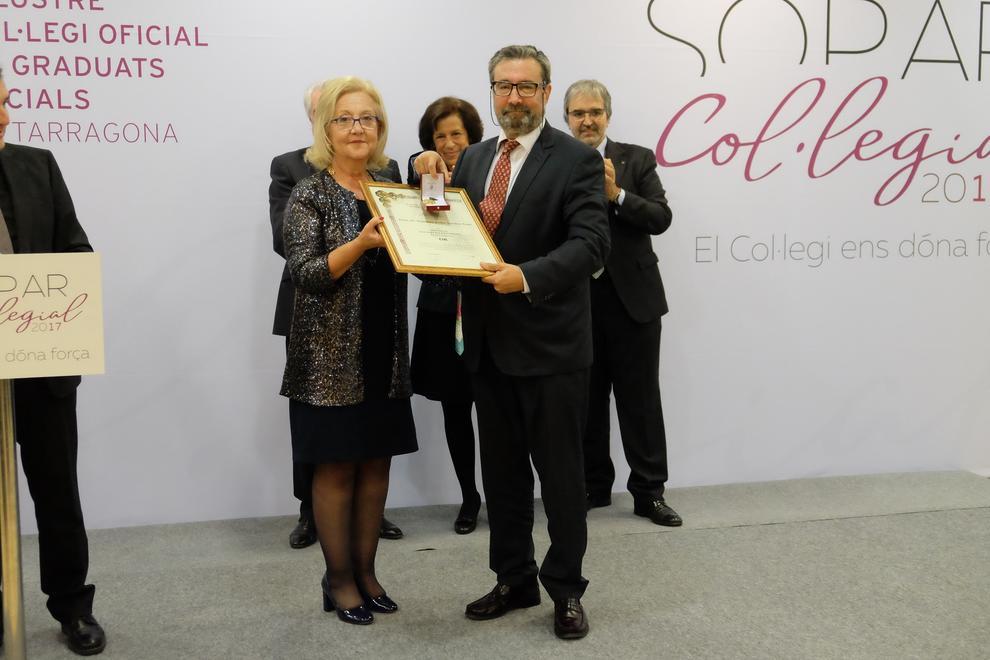 El Colegio Oficial De Graduados Sociales Celebra Su Cena Anual