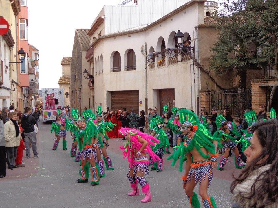 L 39 arbo recupera el baile de carnaval despu s de m s de - El tiempo en l arboc ...