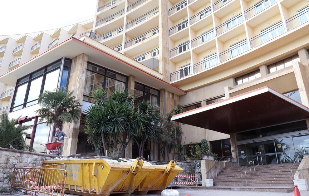 el hotel imperial tarraco abrir el verano del pr ximo a o