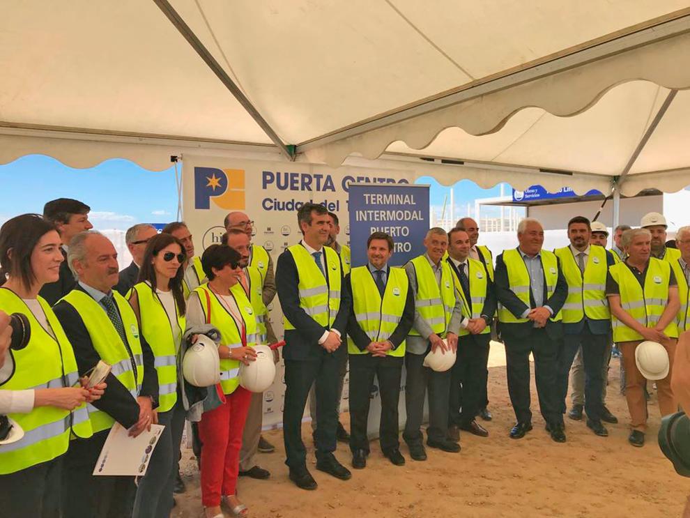 El puerto de Tarragona firma el acuerdo de adquisición de los ...
