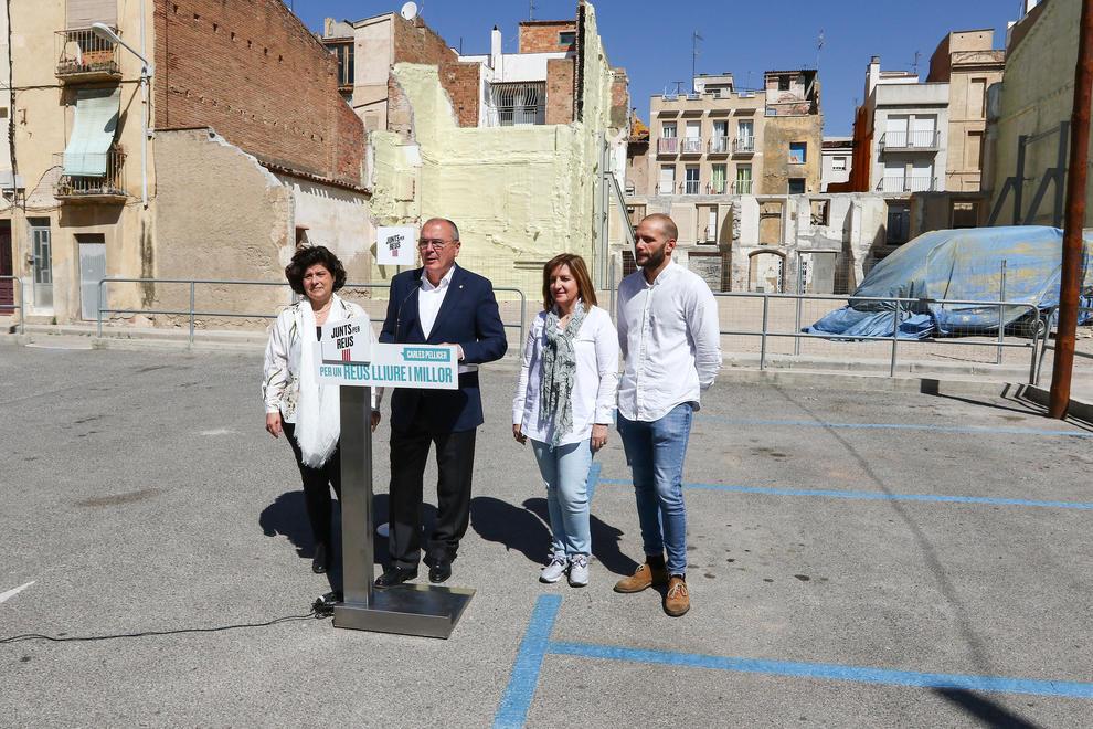 Junts Per Reus Proyecta 1 000 Pisos De Alquiler Social