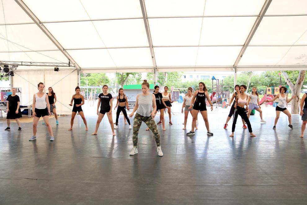 El Deltebre Dansa recibe a unos 7.000 espectadores los primeros días de festival con los espacios para profesionales llenos